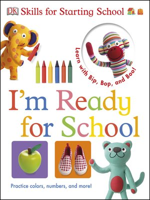 cover image of Bip, Bop, and Boo Get Ready for School